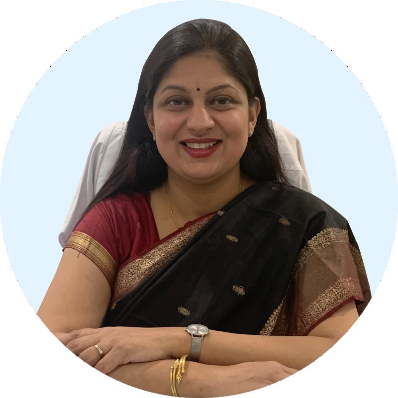 Dr. Chitra Gupta M.S (Gold Medalist)